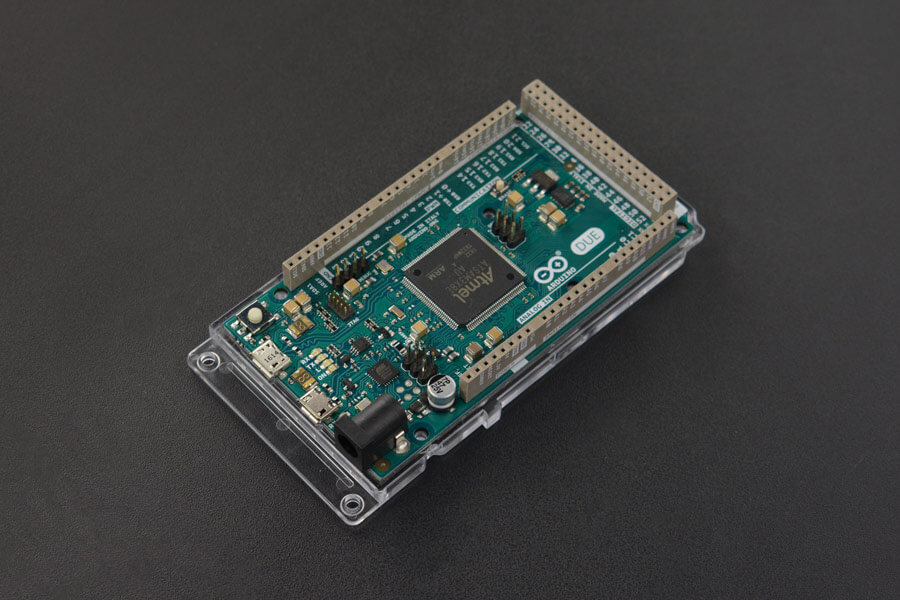 Arduino DUE - An Arduino Microcontroller Board