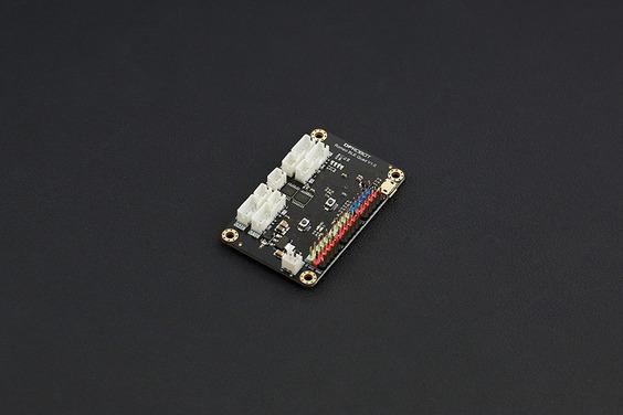 Romeo BLE Quad - A STM32 Robot Controller with Quad DC Motor Driver/Encoder/BLE