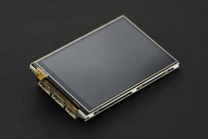 """3.5"""" TFT Touchscreen for Raspberry Pi"""
