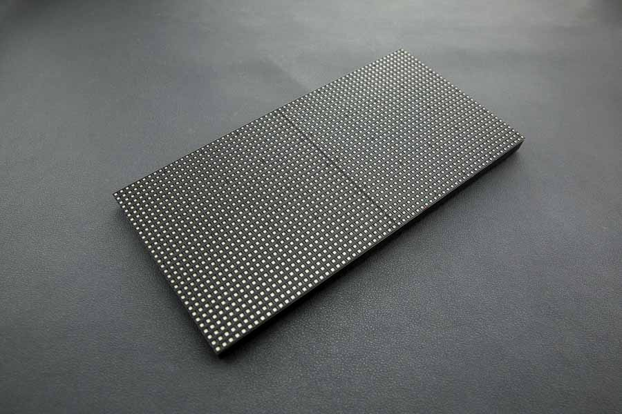64x32 RGB LED Matrix Panel (4mm pitch)