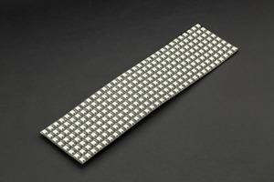Gravity: Flexible 8x32 RGB LED Matrix
