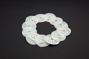 Disposable ECG Electrodes Pack (12 pcs)