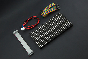 32x16 RGB LED Matrix Panel (6mm pitch)