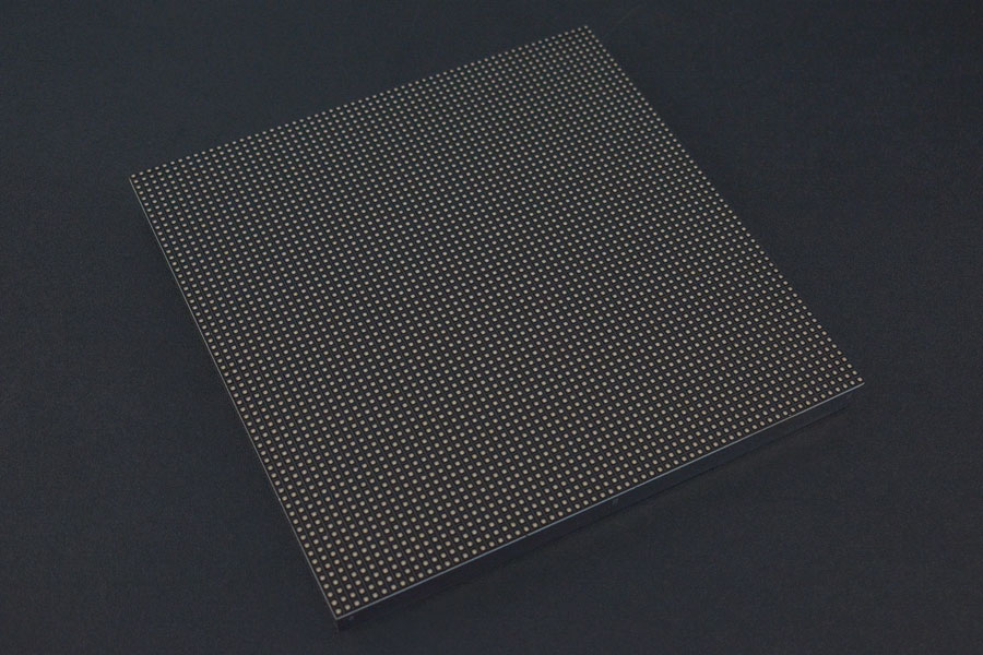 64x64 RGB LED Matrix Panel (3mm pitch)