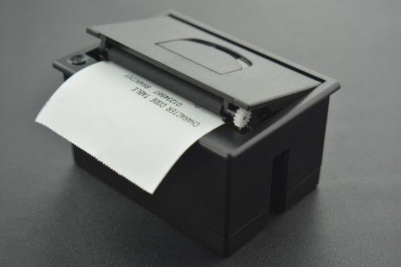 Embedded Thermal Printer - TTL Serial