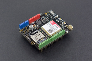 SIM7000C Arduino NB-IoT/LTE/GPRS/GPS Expansion Shield