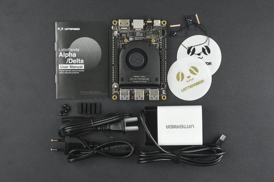 LattePanda Alpha 864s(Win10 Pro激活) - 微型終極Windows / Linux設備(預訂)