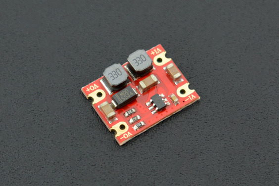 DC-DC Automatic Step Up-down Power Module (2.5~15V to 3.3V 600mA)