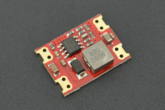 DC-DC Buck-Mode Power Module (8~28V to 5V 3A)