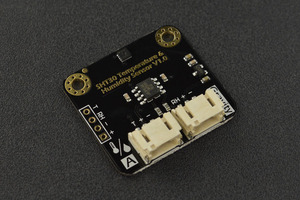 Gravity: Analog SHT30 Temperature & Humidity Sensor