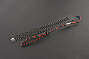 Flexible RGB LED Matrix 7x71