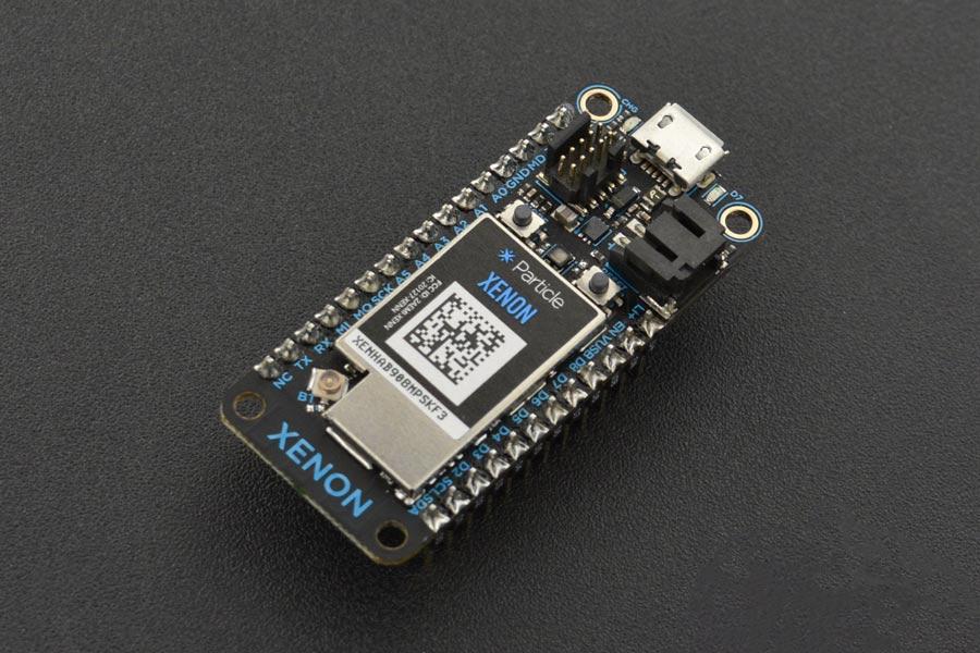 Particle Xenon IoT Development Board (Mesh+Bluetooth)