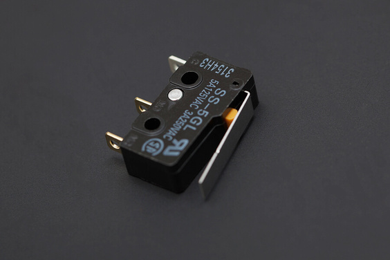 Microswitch-5A/250V(especially for Ultimaker 3D printer)