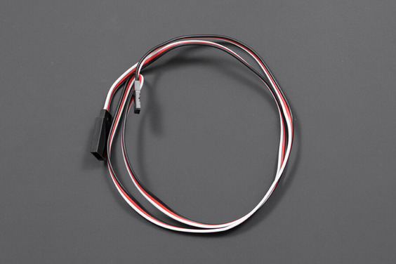 """Servo Extension Cable 600mm (23.62"""")"""