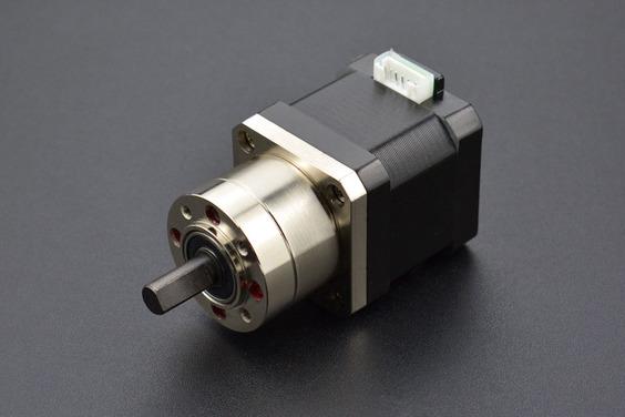 Bipolar Stepper Motor with Planet Gear Box  (18kg.cm)