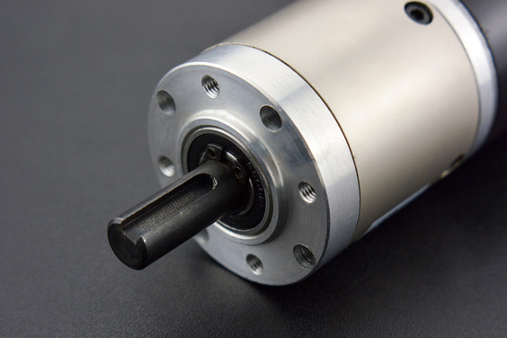 12V 168P Gear Motor with Encoder