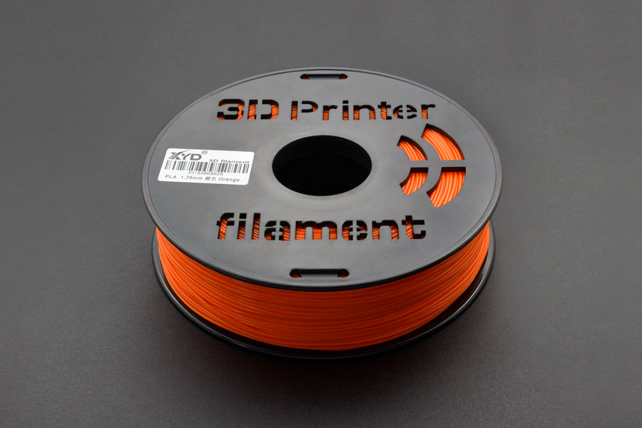 1.75mm-PLA-Orange (1kg)