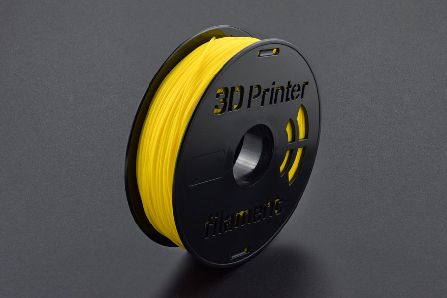 1.75mm-PLA-Yellow (1kg)