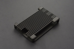 Aluminum Alloy Passive Cooling Case for LattePanda Alpha