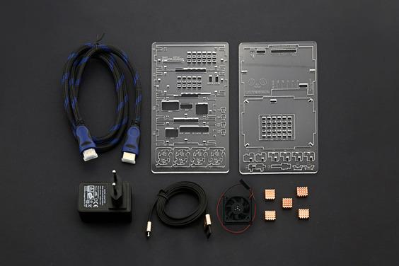 LattePanda Starter Kit (EU Adapter) for LattePanda V1.0