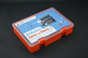 Gravity: Arduino Zero to Hero Kit