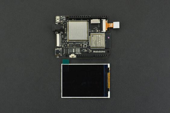 Maixduino AI Development Kit K210 RISC-V AI + lOT ESP32