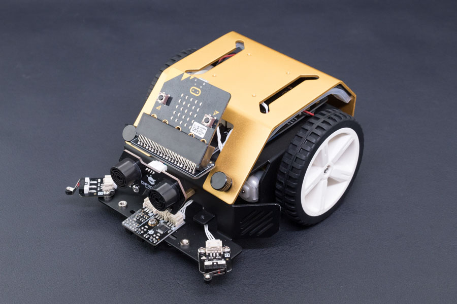Max:bot DIY Programmable Robot Kit for Kids