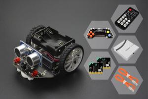 micro: Maqueen (with micro:bit/ micro:Gamepad/IR Remote Controller)