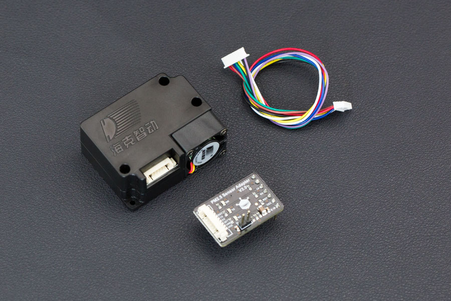 Gravity: Laser PM2.5 Air Quality Sensor For Arduino