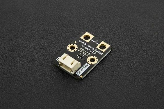 Gravity: Conductivity Sensor Switch - DFRobot