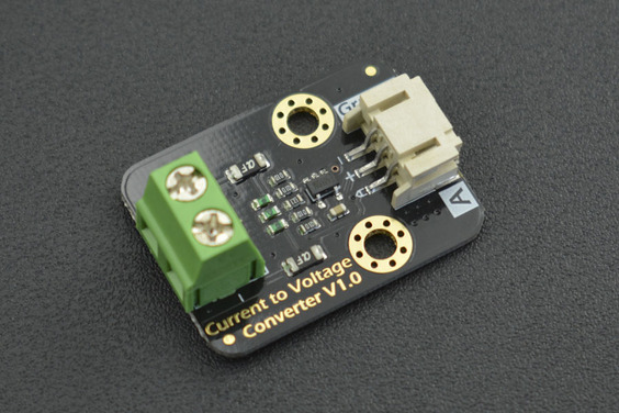 Gravity: Analog Current to Voltage Converter(for 4~20mA Application)