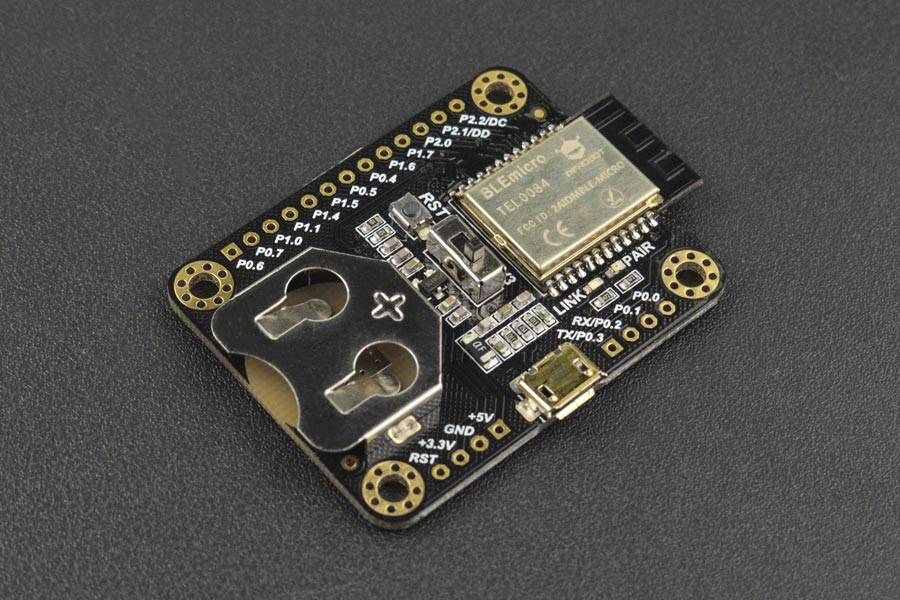 BLE Micro EVB- Bluetooth 4.0 Device