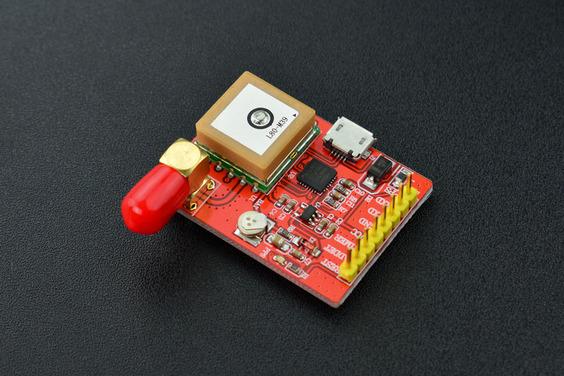 USB/TTL Raspberry Pi GPS Tracker (Compatible with Raspberry Pi 4B)