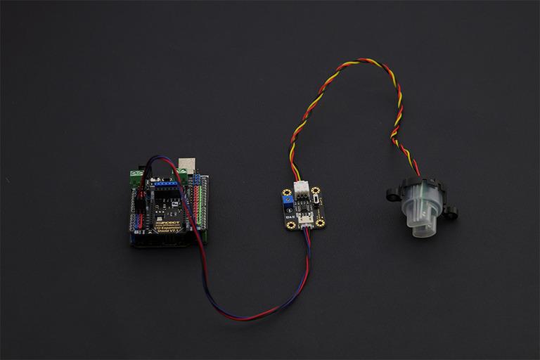 Gravity: Analog Turbidity Sensor For Arduino - DFRobot