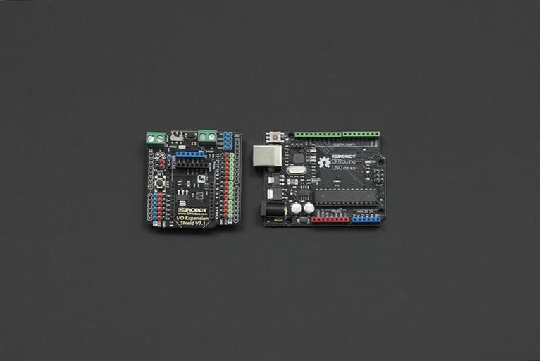 Gravity: Stater Kit for Ardublock - DFRobot