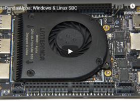 LattePanda Alpha: Windows & Linux SBC