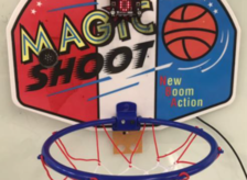 Microbit Project: Basketball score counter