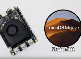 LattePanda Alpha Hackintosh macOS 10.14 Mojave - Smallest Hackintosh