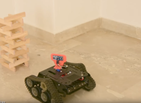 Arduino Tank Robot Project using the Devastator metal chassis