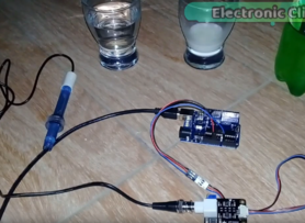 "Arduino Project: pH sensor Working, application & Calibration ""Water quality Monitoring&quo"