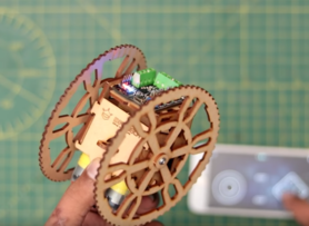 WOW!Amazing DIY Robot Kit - Control with Your Smartphone