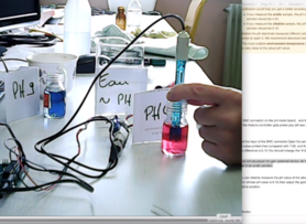 Arduino et mesure de pH avec sonde DFROBOT SEN0161 (pH-mètre)