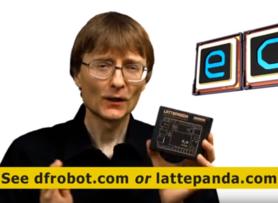 Lattepanda Alpha Review by ExplainingComputers LattePanda Alpha: Windows & Linux SBC