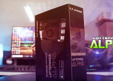 LATTEPANDA ALPHA ... MOST POWERFULL SMALL MACHINE ?? INTRODUCTION !