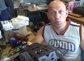 Devastator Tank Mobile Robot Platform Review