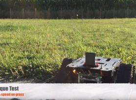 Raspberry Pi Zero W Tank with ThunderBorg and Devastator Platform