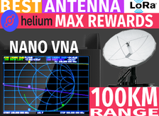 Antenna testing Tutorial   How to use NanoVNA V2 SAA-2N   Best antenna for Helium hotspot