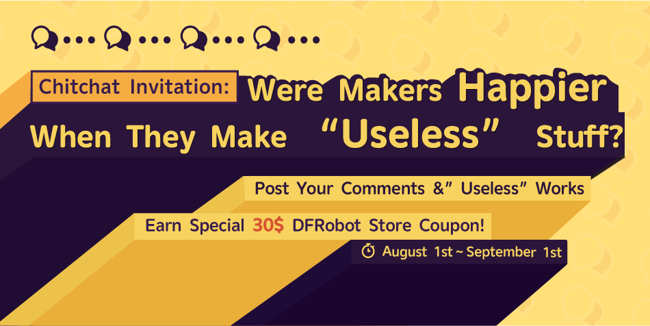 """Join Chitchat: Were makers happier when they make"""" useless"""" stuff?"""