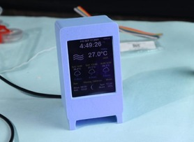 DIY Simple Weather Station