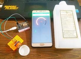 Blynk MQ3 Alcohol Sensor  Alcohol Detector